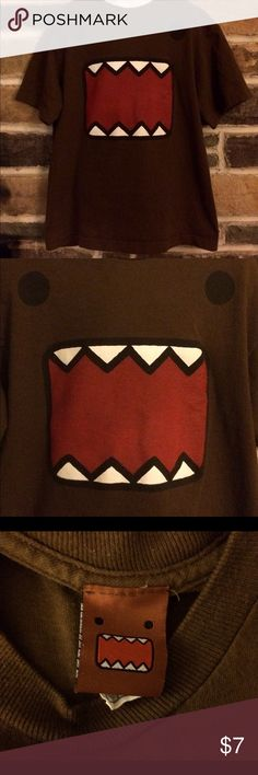 It's DOMO! DOMO tee Sz S 8-10. Excellent condition. Free from any damage! BUNDLE! Shirts & Tops Tees - Short Sleeve