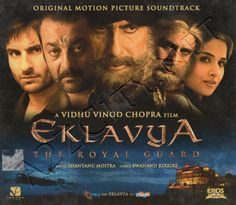 Eklavya: The Royal Guard [2007-MP3-VBR-320Kbps]