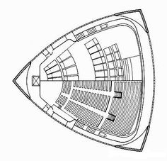 Kresge Auditorium Plan