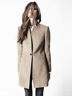 Allsaints Lookbook Fall 2012