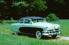 Check out that Ford Crestliner!  oh what a car, they dont make them like this anymore...