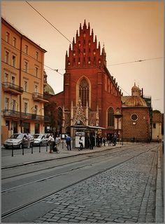 Krakowscy dominikanie. #dominikanie #klasztor #kraków #cracow