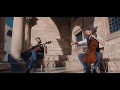 2CELLOS - Moon River [OFFICIAL VIDEO] - YouTube---I love the cello! It's tone is very soothing. I'm often reminded its sound is that of a man's voice in its tonal range.