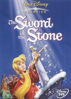 "The Sword in the Stone - a movie on my list of ""pre-Disneyland"" must watch movies."