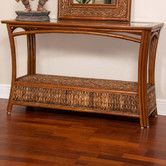 Found it at Wayfair - Panama Console Table