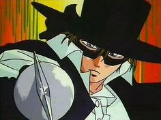 Cartoon Zorro on Anime.hasnae.com