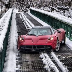 Pagani Huayra was named hyper car of the year 2012