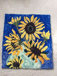 Sunflowers Provençal 2014