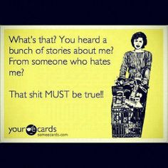 story of my life!!!