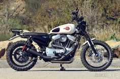 Scrambler motorcycle by Burly BrandScrambler motorcycle by Burly Brand - via Bike EXIF