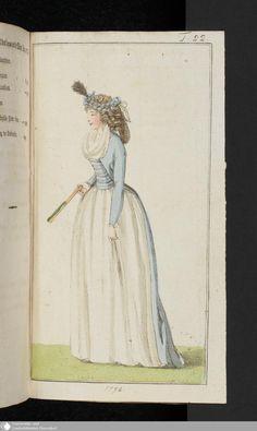 461 - Abschnitt - Journal des Luxus und der Moden - Page - Digitale Sammlungen - Digital Collections