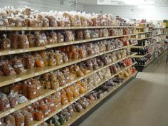 We are fortunate enough to have a Mennonite store within 30 miles of our home.  It's a wonderful place.