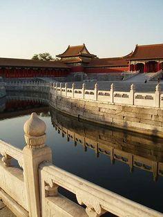 Pékin - La cité interdite, la rivière aux eaux d'or