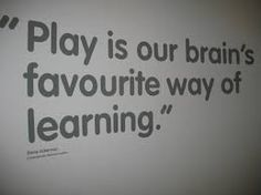 How true - If we all spent more time playing.........