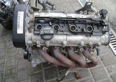 VW POLO SEAT IBIZA IV FABIA II 1.4 16V 10R - SILNIK BXW