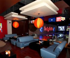 Check out Lucky Strike in the West 7th neighborhood