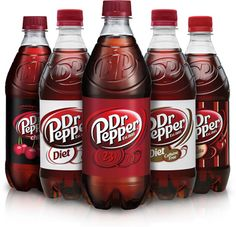 Dr. Pepper. I have to have at least one a day when I am at work. Tried going a week without it. Made it 5 days! :P
