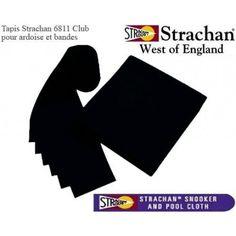 Tapis 6811 Strachan Pré Découpé noir - 165,00 €  #Jeux