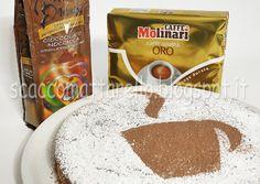 Torta Moka al cioccolato e nocciola, Caffè Molinari aromatizzato al cioccolato e nocciola
