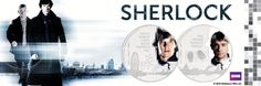 New Zealand Releases Sherlock Themed Silver Coin Set Mint Coins, Silver Coins, Sherlock Bbc, New Zealand, News, Movies, Movie Posters, Silver Quarters, Film Poster