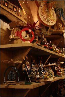 Handmade German Christmas toys!