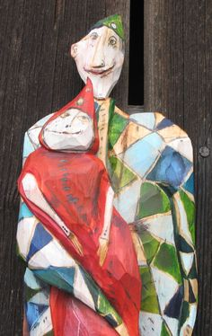 Wood Carving Art, Hana, 3d Design, Sculptures, Dolls, Painting, Puppets, Baby Dolls, Doll