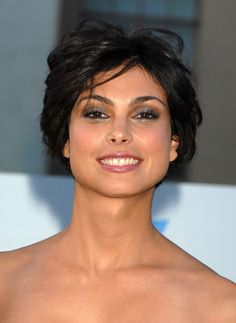Explore the best Morena Baccarin quotes here at OpenQuotes. Quotations, aphorisms and citations by Morena Baccarin Pixie Hairstyles, Pixie Haircut, Stargate, Hollywood Actresses, In Hollywood, Morena Baccarin Deadpool, Great Smiles, Provocateur, Actors