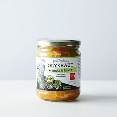 Smoke & Kale Sauerkraut on Provisions by Food52