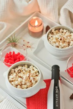 A Fabulous Fete: let's stay home // entertaining and date night ideas for staying in