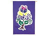 Handprint Family Tree    #DIY #familytree #ancestry #genealogy #kids #craft