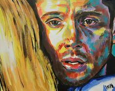 Mary Winchester, Supernatural Dean, Fan Art, Painting, Painting Art, Paintings, Painted Canvas, Drawings