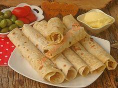 Peynirli Maydanozlu Kaşık Dökmesi Tarifi, Nasıl Yapılır? (Resimli) | Yemek Tarifleri Recipies, Brunch, Food And Drink, Vegetables, Cooking, Ethnic Recipes, Bread, Bakken, Eten