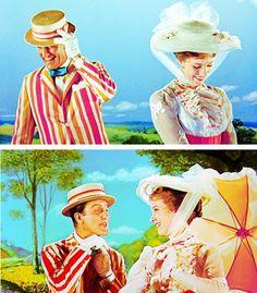 Burt & Mary, fairytale love