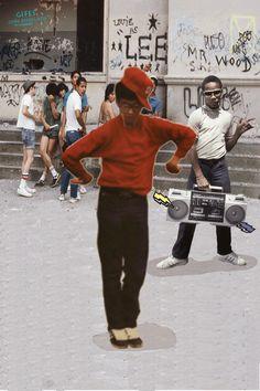 New trending GIF on Giphy. dance dancing 80s hip hop dancer collage bailando boombox bronx gifology b boy. Follow Me CooliPhone6Case on Twitter Facebook Google Instagram LinkedIn Blogger Tumblr Youtube