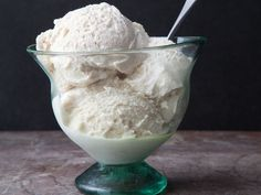Rare for a Sicilian gelato, this recipe contains both cream and an egg yolk—in addition to cornstarch—resulting in an ultra-luxurious, creamy texture.