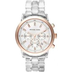 My Wedding Watch: Michael Kors Women's Chronograph Rose Gold