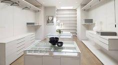 Construindo Minha Casa Clean: Projeto do Meu Closet Sob Medida! E Inspirações!