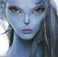 Arte Alien, Alien Art, Aliens And Ufos, Ancient Aliens, Nordic Aliens, Alien Character, Alien Concept Art, Alien Races, Alien Creatures