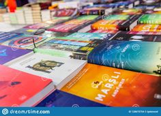 Sci-fi Books Displayed On A Stand In Eskisehir Book Fair Editorial Stock Image - Image of books, horizontal: 128675754 Book Display Stand, Science Fiction Books, Sci Fi Books, Book Images, Editorial, Science Fiction