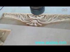 Seazea 1530 CNC Router 3D Engraving