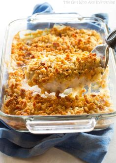 Swiss Chicken – an easy dinner for those busy nights. the-girl-who-ate-… Swiss Chicken – an easy dinner for those busy nights. the-girl-who-ate-… Stuffing Casserole, Casserole Recipes, Chicken Casserole, Swiss Chicken Bake, Baked Chicken With Stuffing, Baked Chicken Recipes, Healthy Chicken, Main Meals, Cooking Recipes
