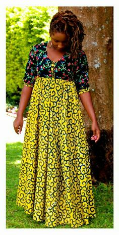 Hello here are some lovely rated ankara gowns for the ladies. Latest African Fashion Dresses, African Dresses For Women, African Print Dresses, African Print Fashion, Africa Fashion, African Attire, African Wear, Korean Fashion, Nigerian Wedding Dresses Traditional