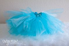 DIY No Sew Tutu DIY Halloween