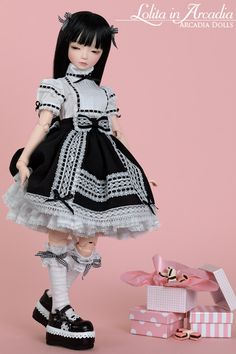 Lolita doll from Arcadia dolls