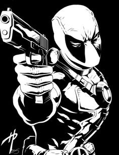 They Call Me Deadpool by Hal-2012 on @DeviantArt