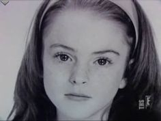 Lindsay Lohan childhood photo  http://celebrity-childhood-photos.tumblr.com/