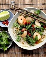 Easy Asian Noodle Soup, Weigh It Up