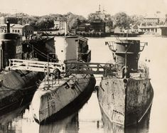 Surrendered U-Boats-1
