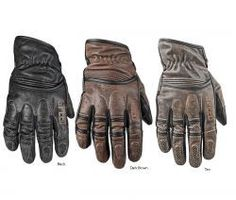 Speed and Strength - Rust and Redemption Leather Glove