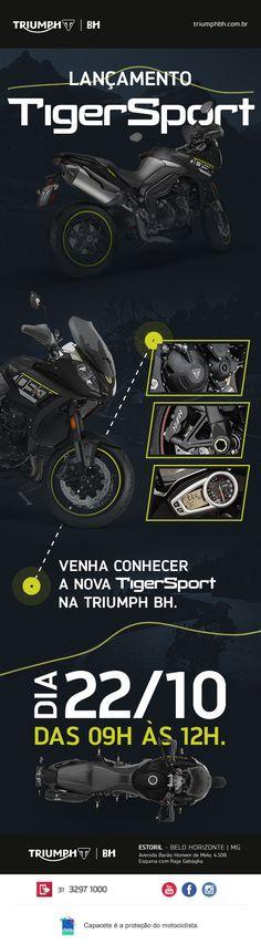 Tiger Sport on Behance